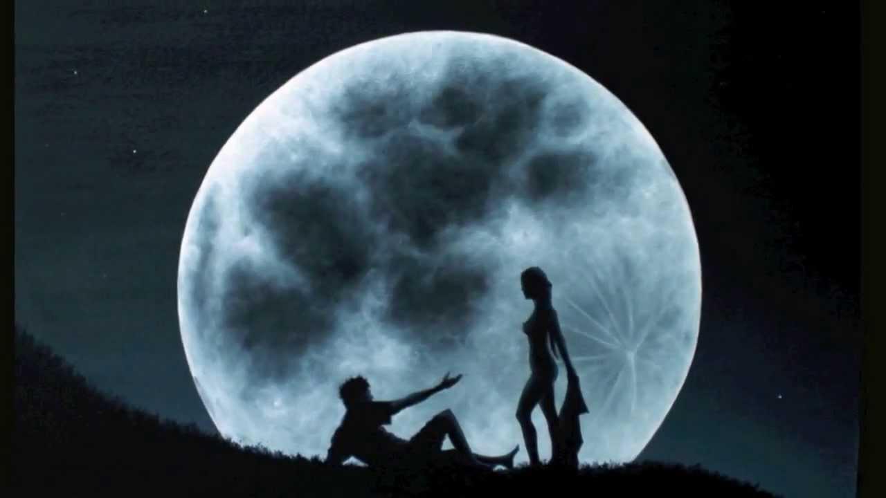 Hechizo de amor, luna llena