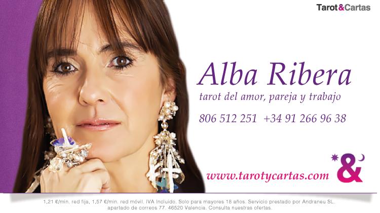 Tarot Alba-Ribera Vidente buena y barata Tarot