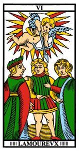 Tarot L'Amoreux-158x300 Los arcanos mayores y su significado en una tirada de tarot  especial para la salud (I) Tarot