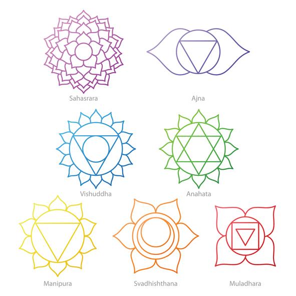 Tarot iStock-509871548 Los siete chakras y sus colores Tarot