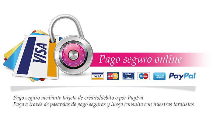 Tarot pixel Pago por PayPal