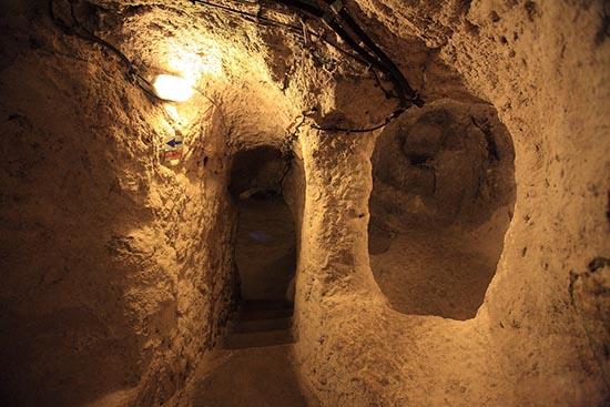 Tarot Ciudades-subterraneas El misterio de la ciudad subterránea de Derinkuyu en Turquía Experiencias