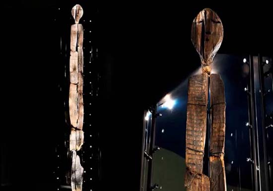Tarot idolo-de-shigir-madera El misterioso ídolo de Shigir, la escultura de madera más antigua del mundo Destacados