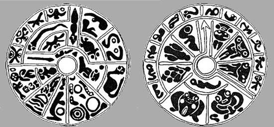 Tarot discos El disco genético que cambia todo lo conocido hasta ahora Destacados