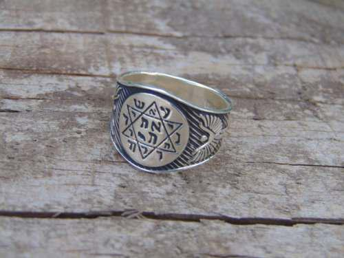 Tarot rey-salomon El anillo del Rey Salomón y su poder esotérico amuletos